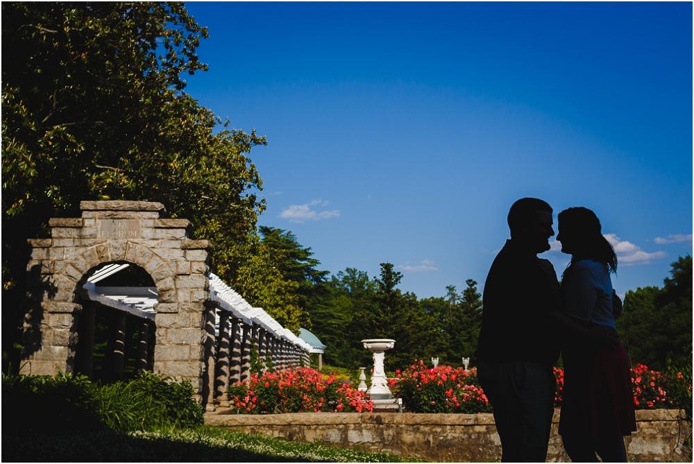 Maymont park engagement session richmond virginia wedding photographer
