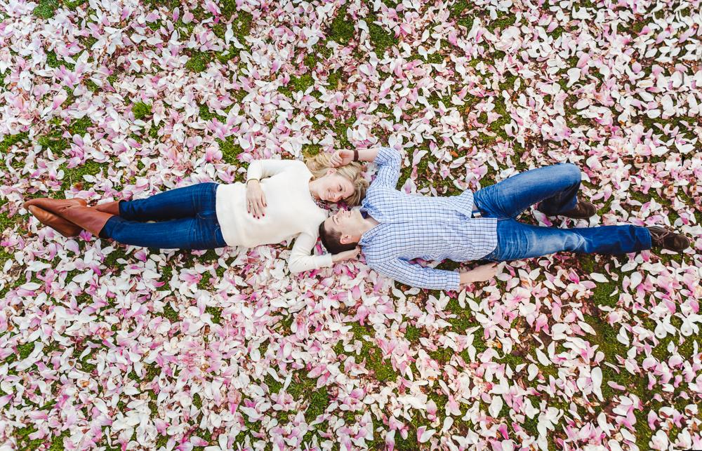 Katie and Chris Engagement Richmond Wedding Photographer--2
