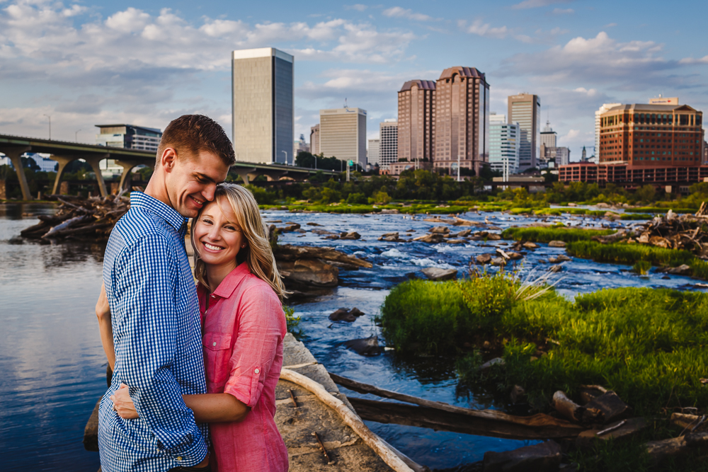 Richmond River Engagement Session Flood Wall-0043