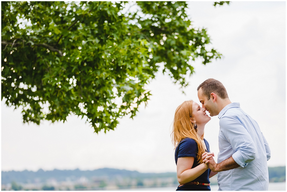 Virginia Wedding Photographer Old Town Alexandria Engagement_004