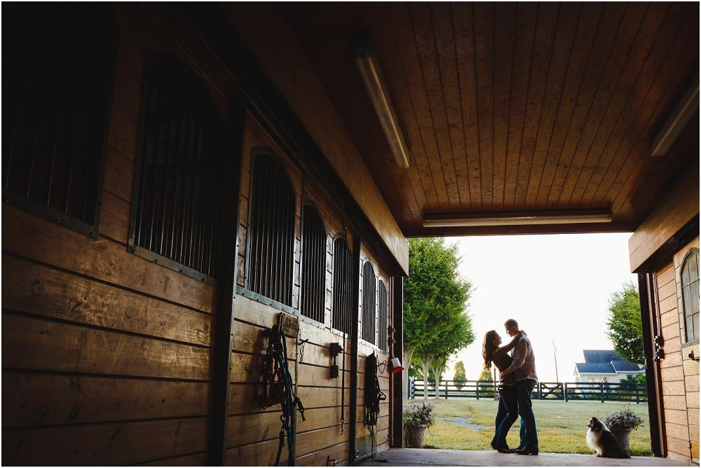 Horse Engagement Maryland Richmond Wedding Photographers_0137