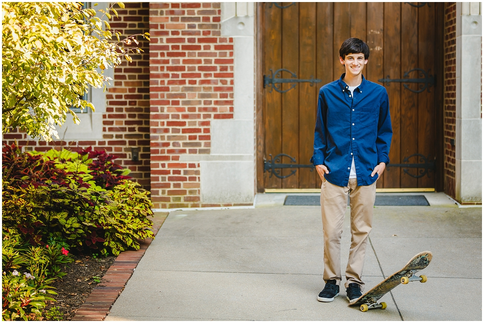 Richmond Virginia Portrait Photographer Senior Portraits University of Richmond_069