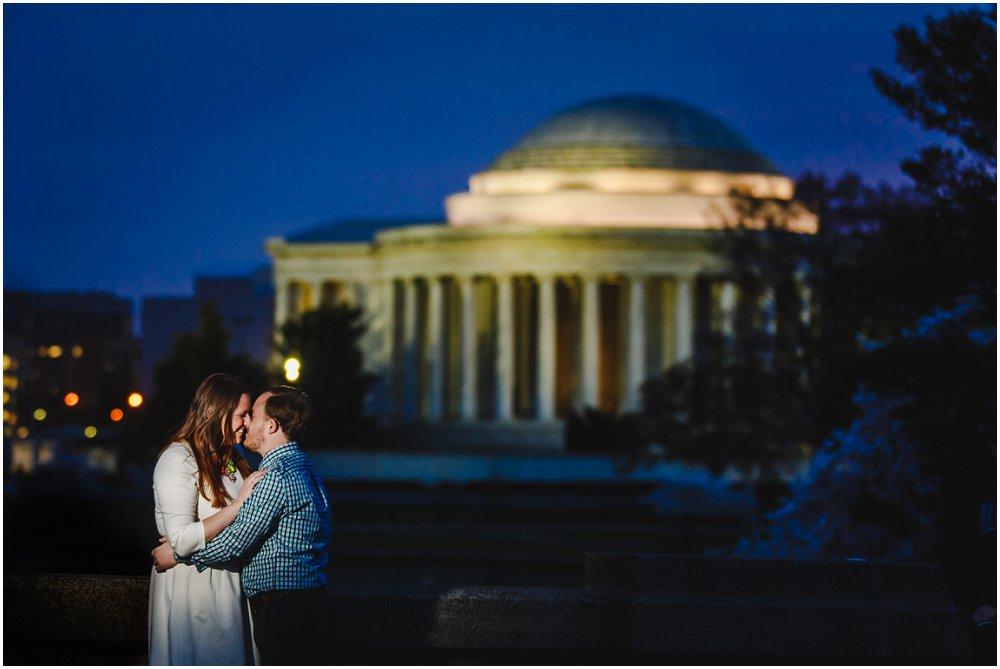 Washington DC Cherry Blossom Engagement Session Wedding Richmond Wedding photographers_0002