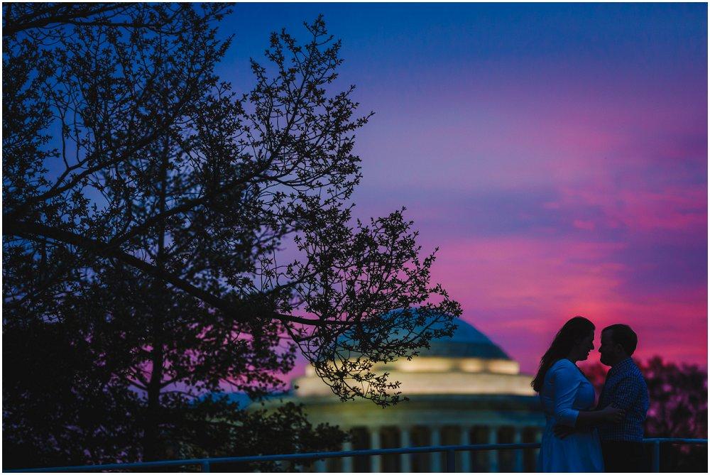 Washington DC Cherry Blossom Engagement Session Wedding Richmond Wedding photographers_0003