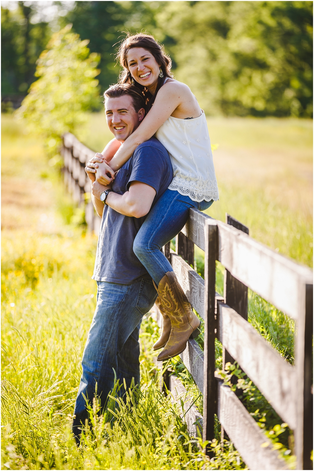 Midlothian Horse Farm Engagement Session Wedding Richmond Wedding photographers_0079
