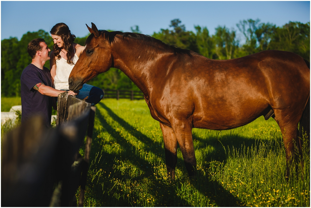 Midlothian Horse Farm Engagement Session Wedding Richmond Wedding photographers_0084