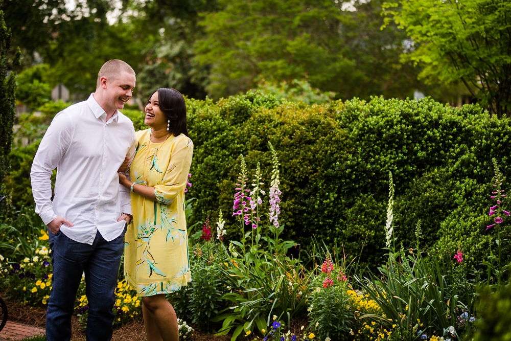 William and Mary Engagement Session Richmond Wedding Photographers_0002