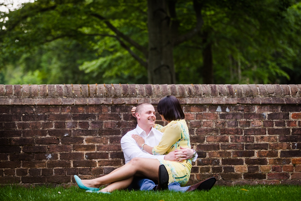 William and Mary Engagement Session Richmond Wedding Photographers_0003