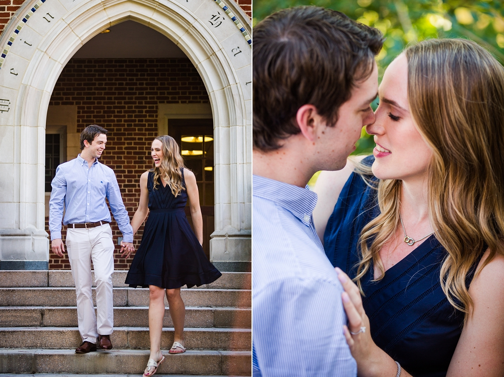 University of Richmond Engagement Session Wedding Richmond Wedding Photographers_0003